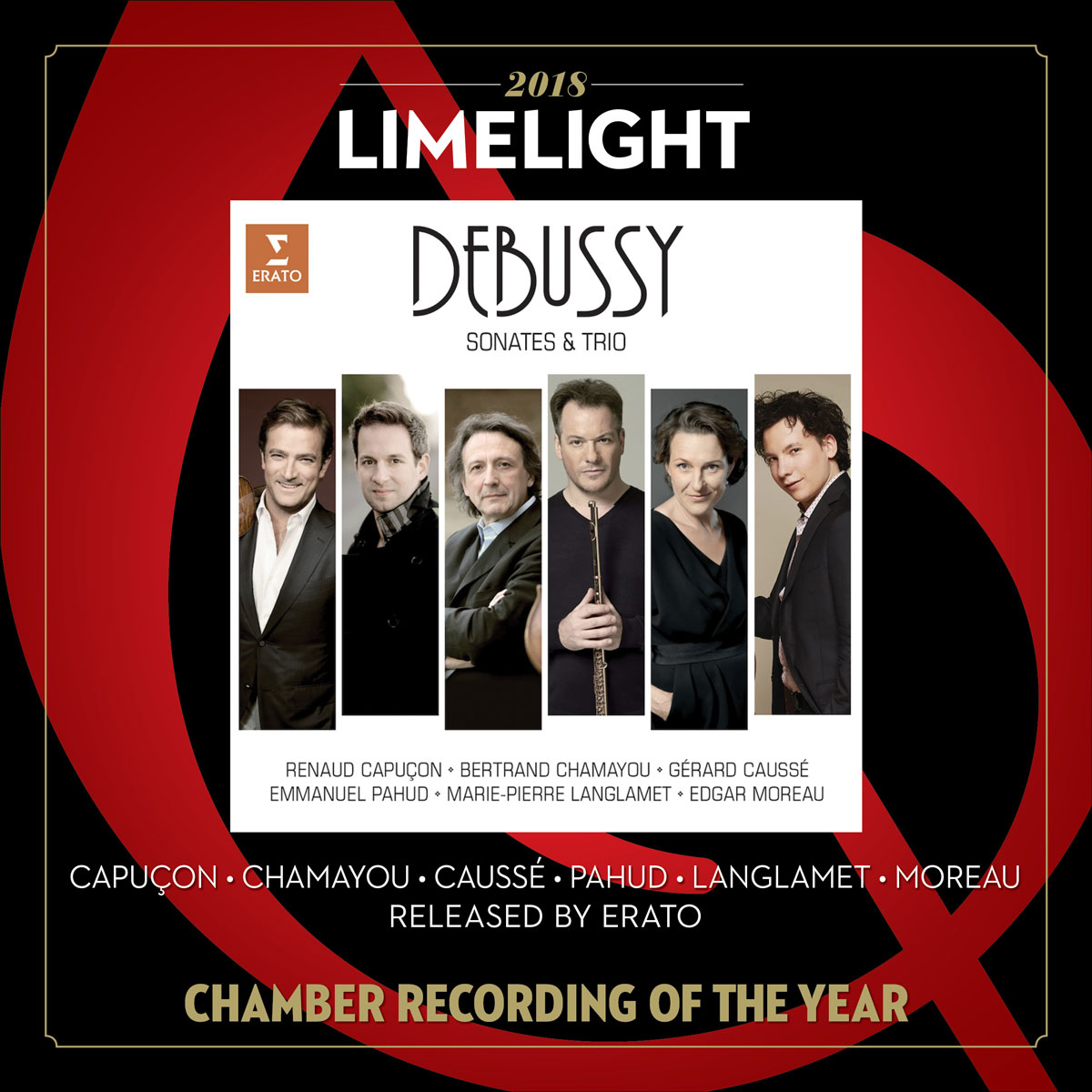 Chamber Recording of the Year, Limelight