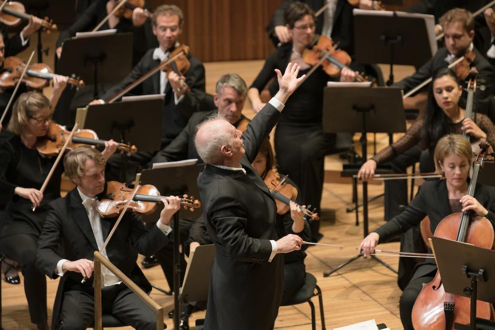 Daniel Barenboim, Staatskapelle Berlin, Brahms