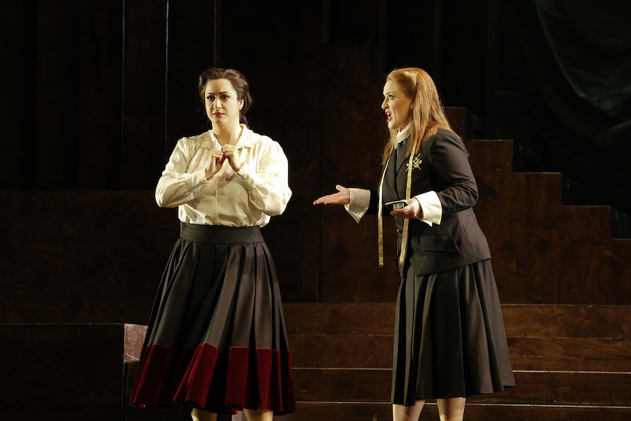 Meistersinger, Meistersinger review, Opera Australia, Natalie Aroyan, Dominica Matthews