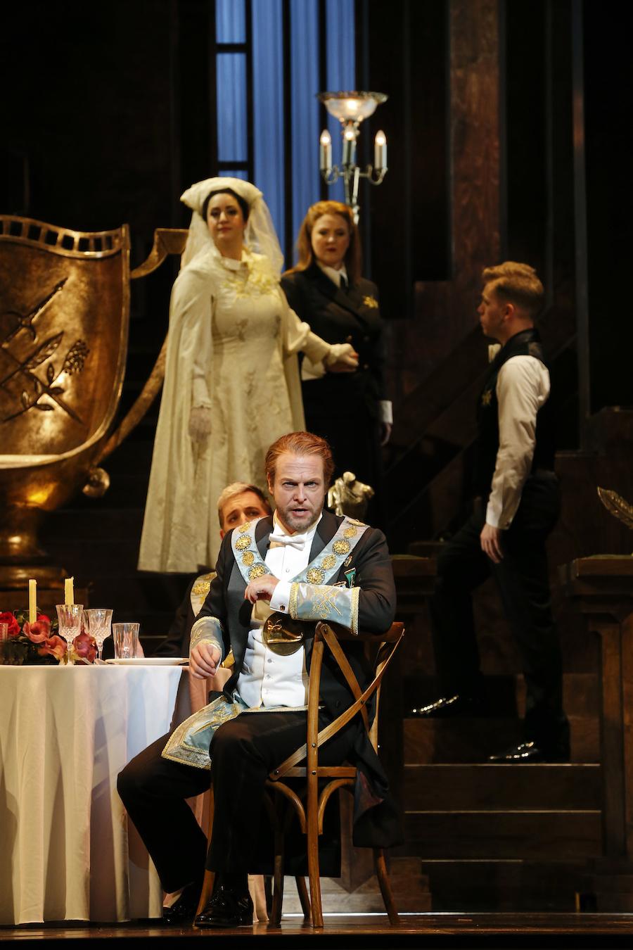 Meistersinger, Meistersinger review, Opera Australia, Michael Kupfer-Radecky, Natalie Aroyan, Dominica Matthews, Nicholas Jones