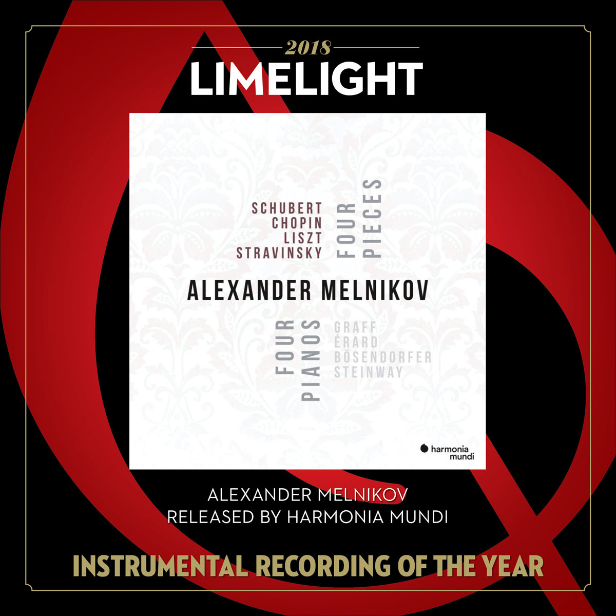 Recording of the Year, Instrumental