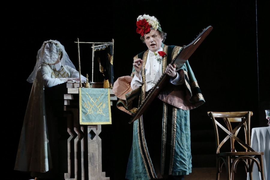 Meistersinger, Meistersinger review, Opera Australia, Warwick Fyfe