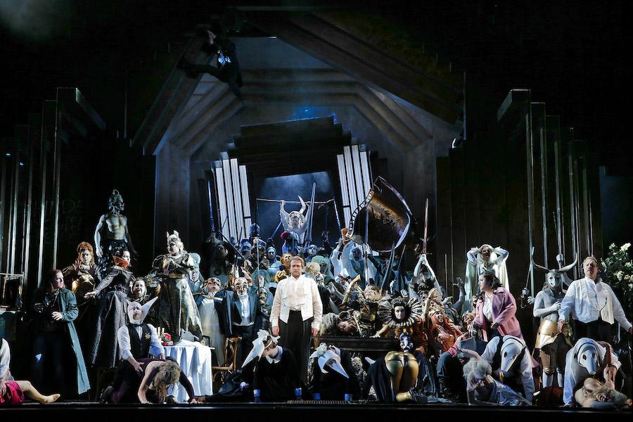 Meistersinger, Meistersinger review, Opera Australia, OA, Wagner