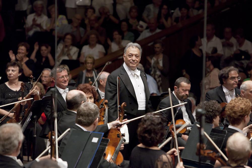 Zubin Mehta, Israel Philharmonic Orchestra