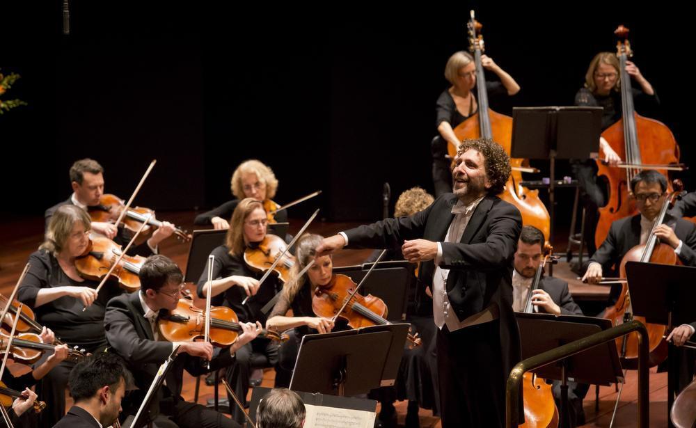 WASO, West Australian Symphony Orchestra, Asher Fisch, review, Dvorak New World, Grieg Piano Concerto, Hinterland