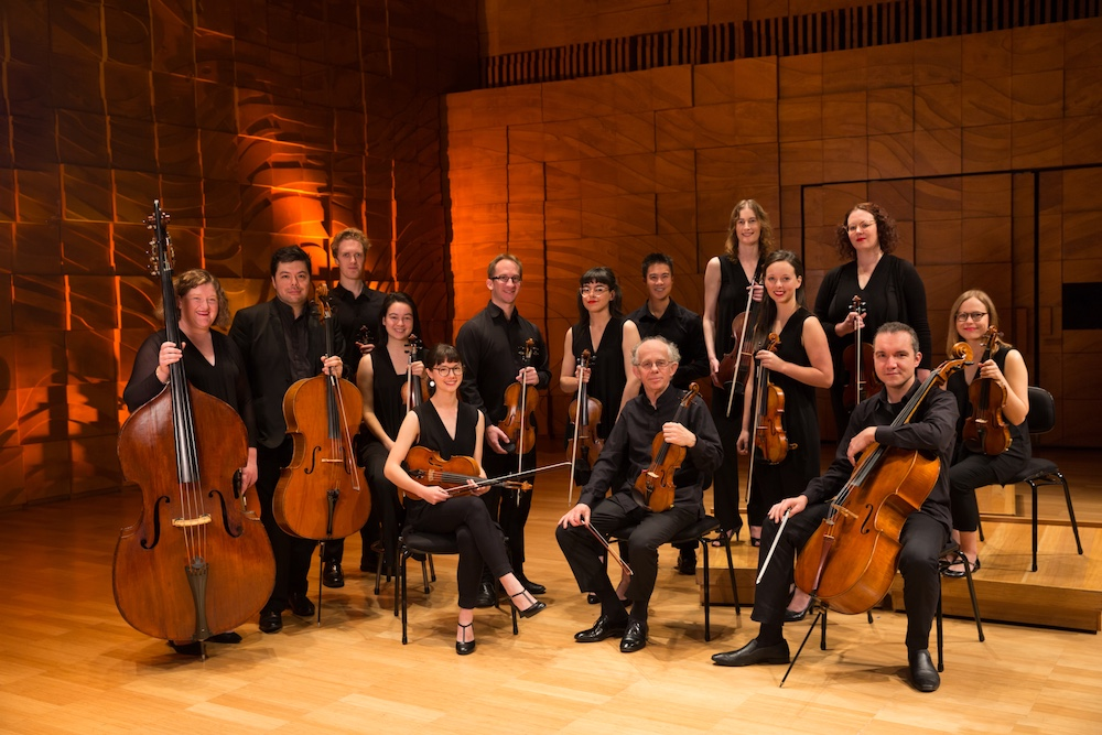 Melbourne Chamber Orchestra, Richard Mills
