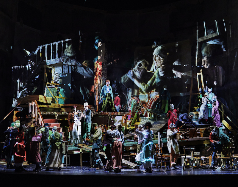 Wozzeck, Opera Australia