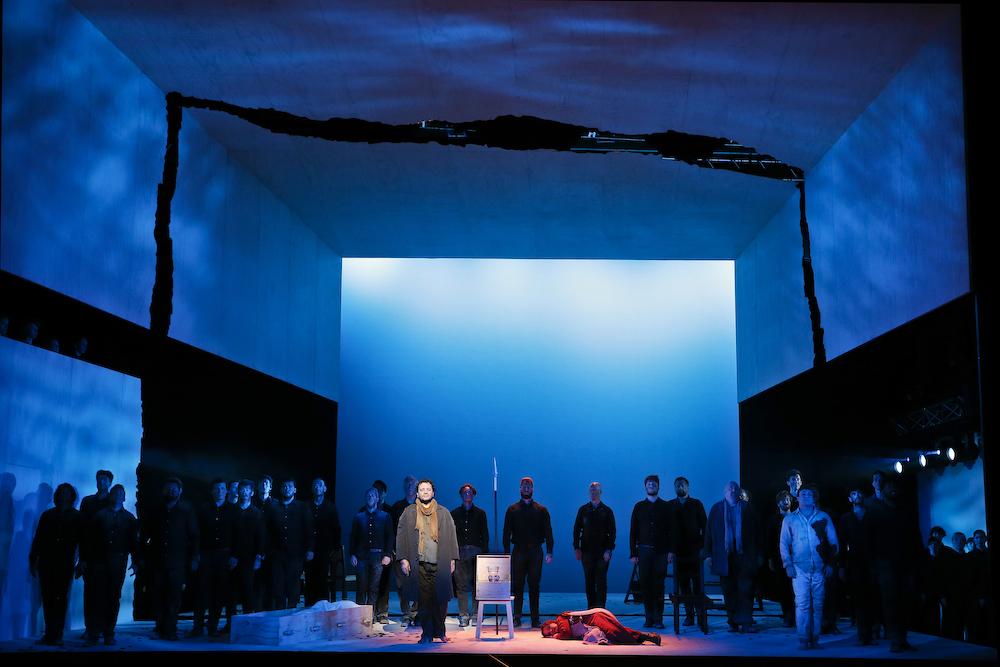 Parsifal, Victorian Opera