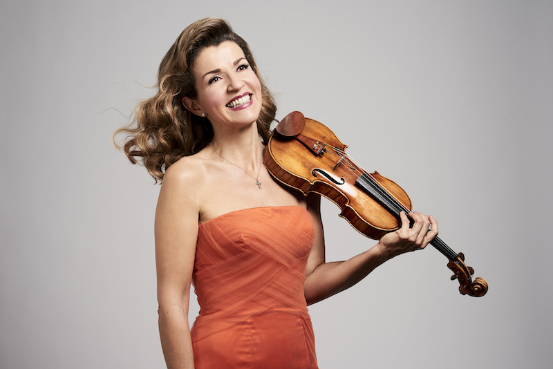 Polar Prize, Anne-Sophie Mutter