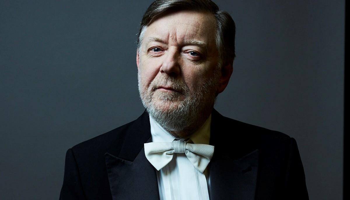 Sir Andrew Davis, Happy Birthday, Prank