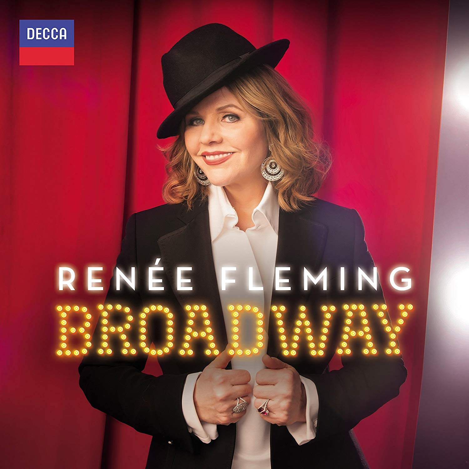Opera stars singing musical theatre numbers can often be an awkward  combination but Renée Fleming has a deep love for the genre and knows just  how to find ...