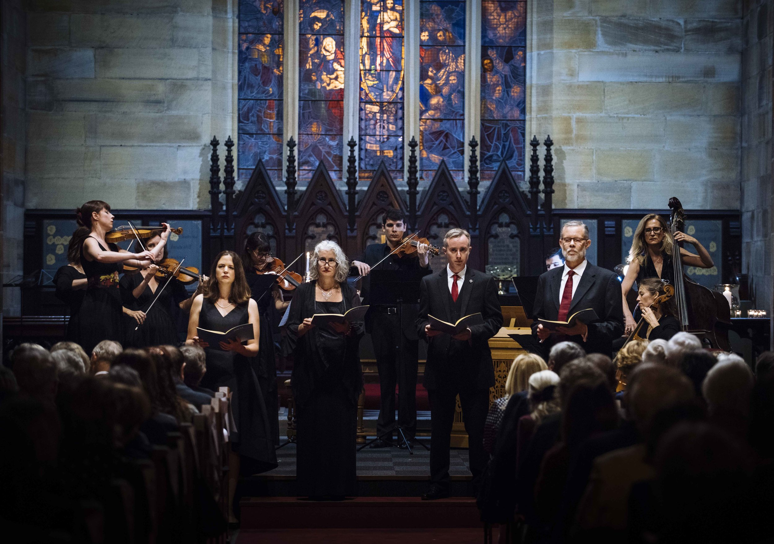 Bach Akademie, Canberra International Music Festival, Roland Peelman