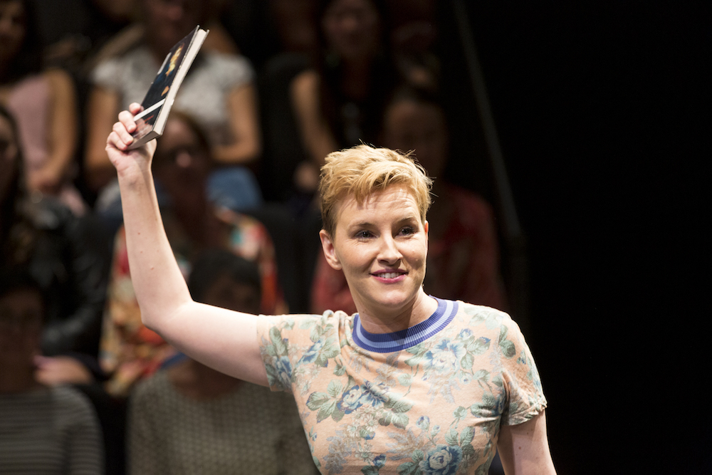 Every Brilliant Thing, Belvoir St Theatre, Kate Mulvany