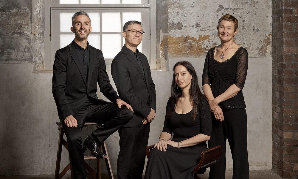 Sydney Chamber Choir, Music on Music