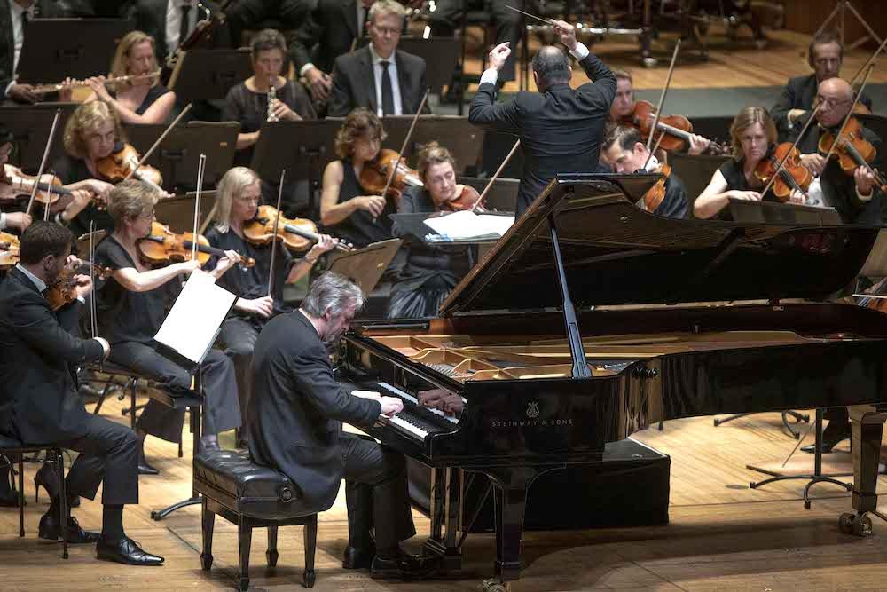 Barry Douglas, Lawrence Renes, Sydney Symphony Orchestra