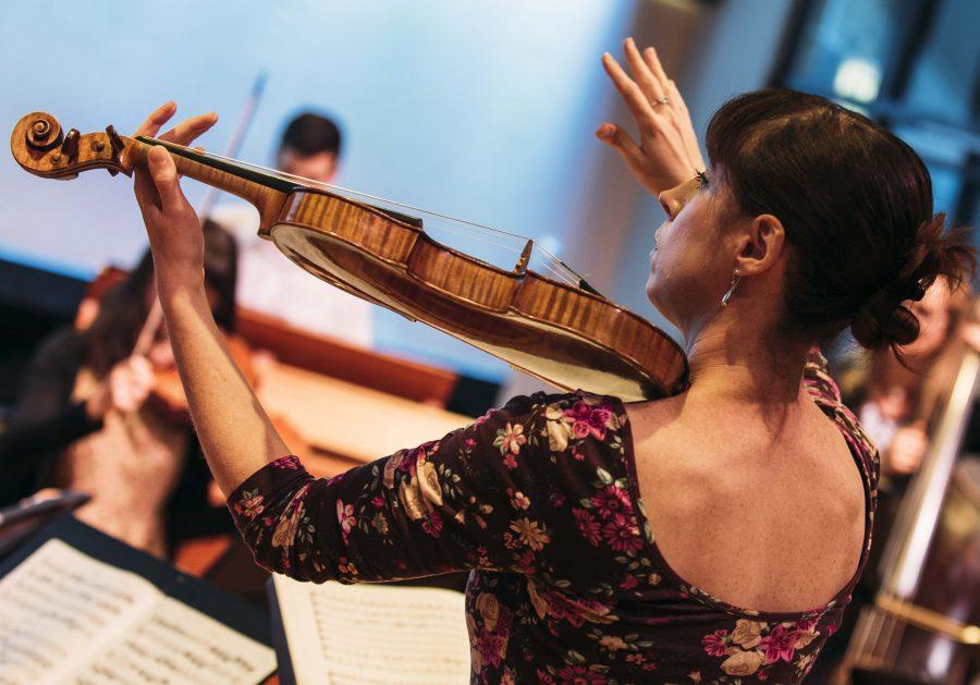 Bach Akademie Australia, Madeleine Easton
