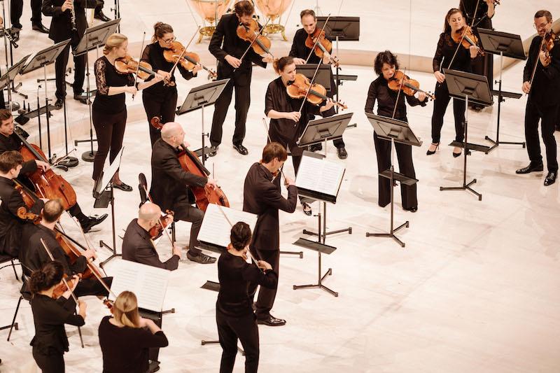 Mahler Chamber Orchestra, Daniel Harding