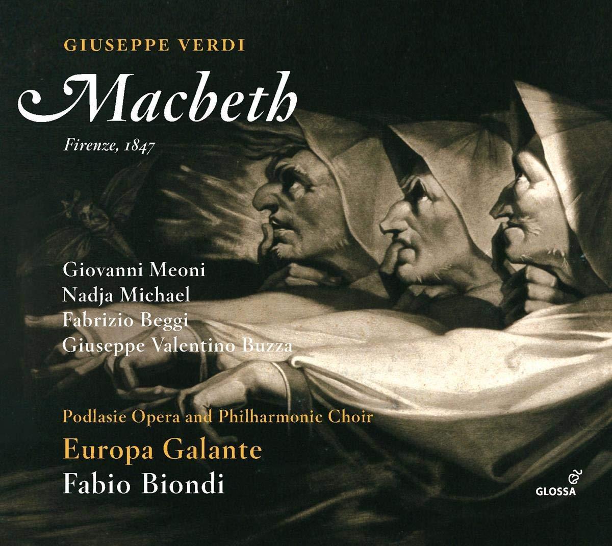 Verdi, Macbeth