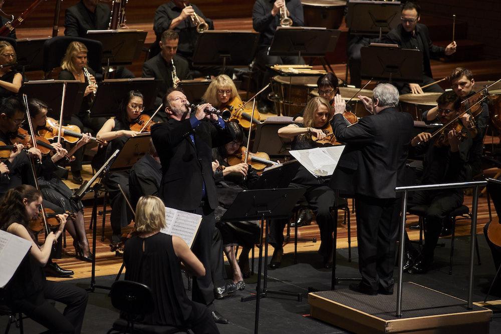 Paul Dean, Melbourne Symphony Orchestra