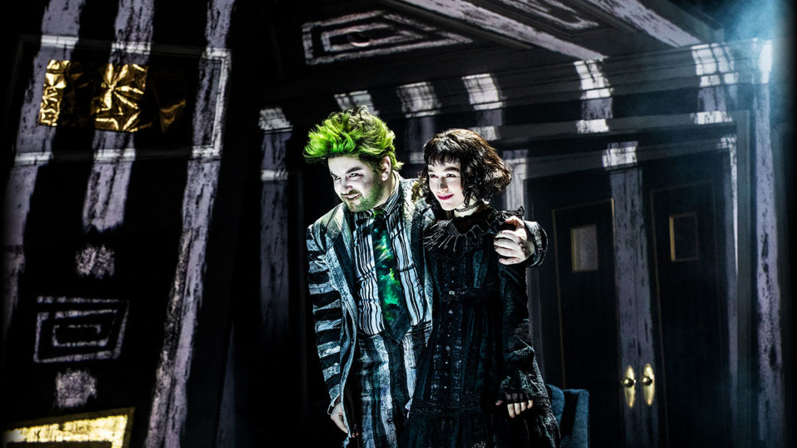 Eddie Perfect's Beetlejuice slammed by New York critics