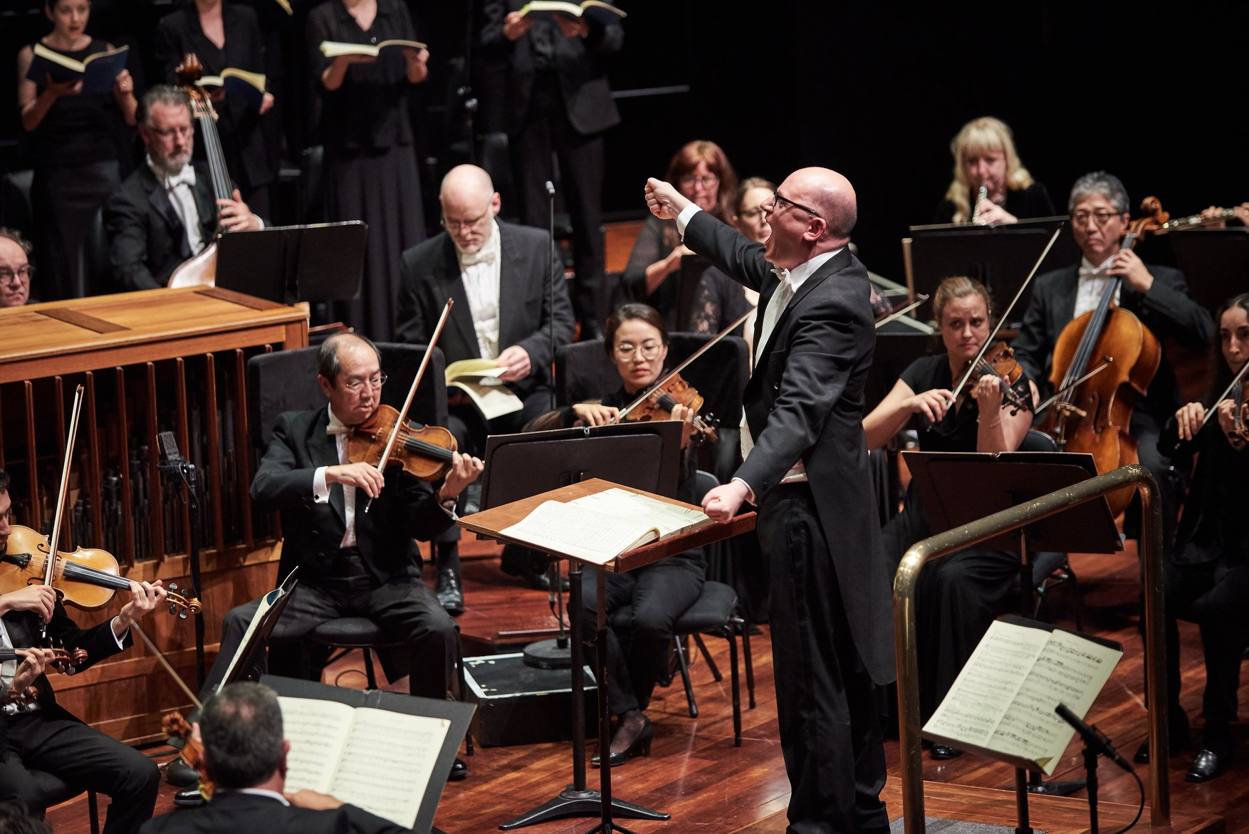 West Australian Symphony Orchestra, Bach's St Matthew Passion