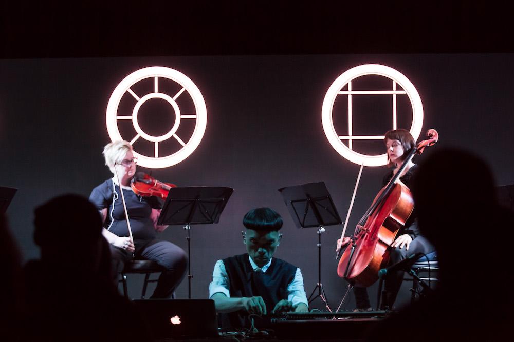 Zephyr Quartet, Gaybird Leung, Classical:NEXT