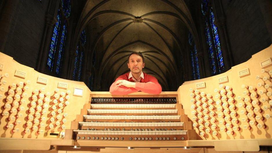 Notre Dame, Organ