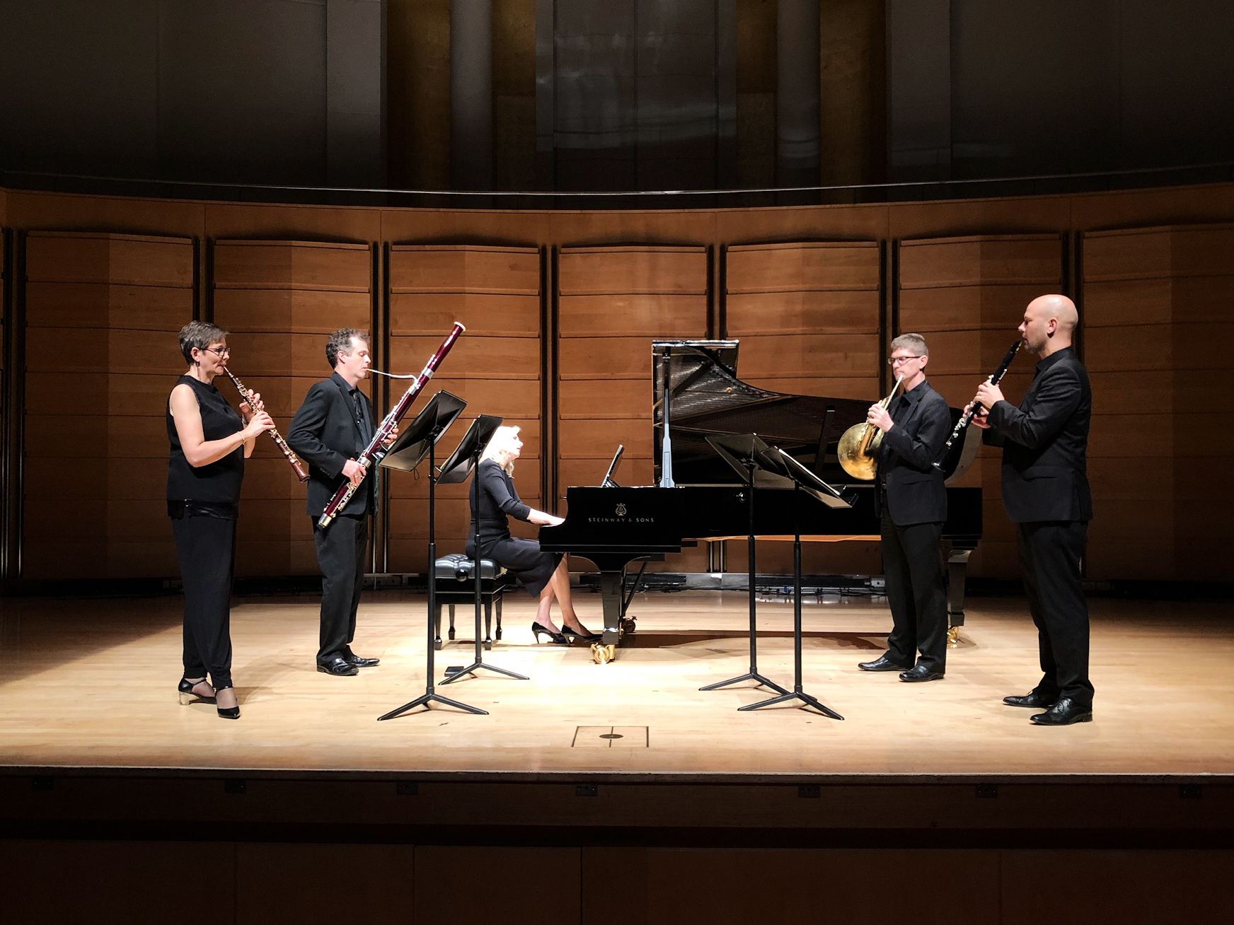 Omega Ensemble, Grand Mozart