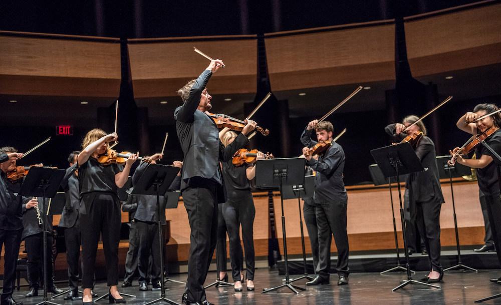 Australian Chamber Orchestra, New York