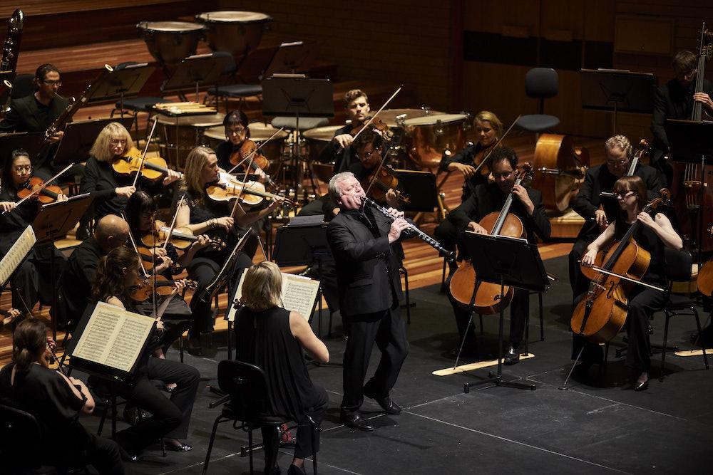 Michael Collins, Melbourne Symphony Orchestra, Mozart, Clarinet