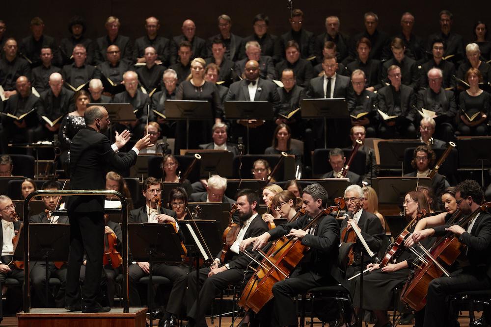 Melbourne Symphony Orchestra, Verdi, Requiem