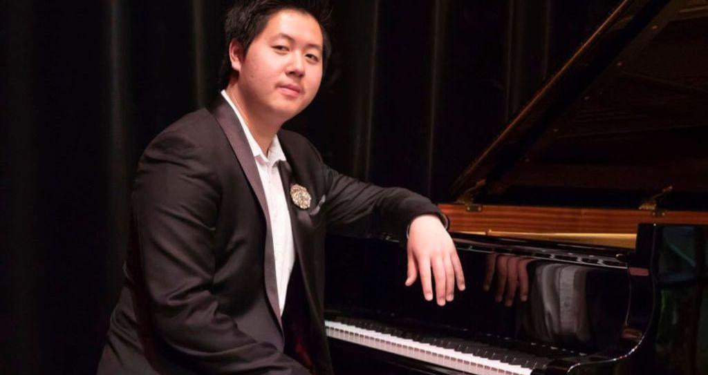Pianist Shuan Hern Lee