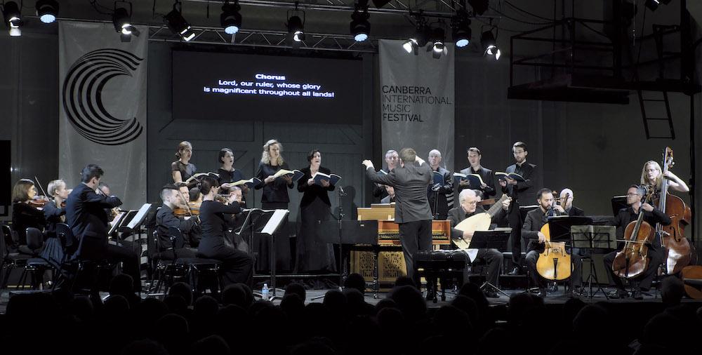 Canberra International Music Festival