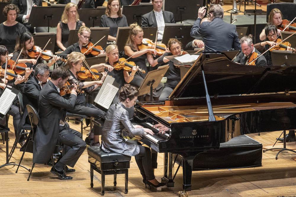 Yulianna Avdeeva, Sydney Symphony Orchestra