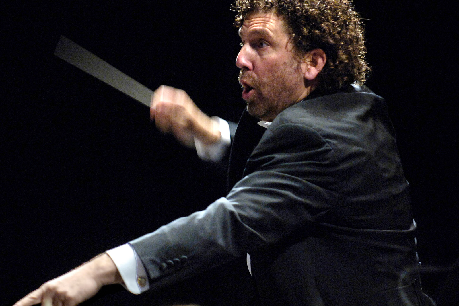 Asher Fisch, West Australian Symphony Orchestra