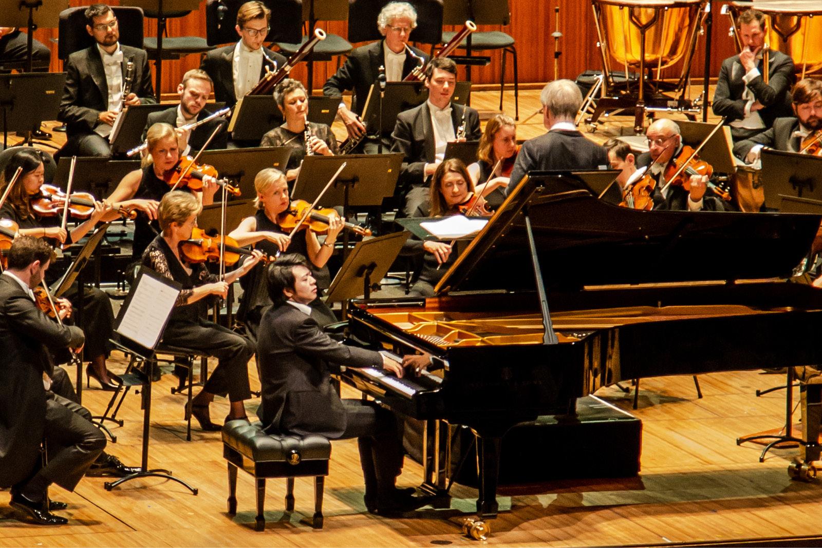 Lang Lang, Sydney Symphony Orchestra