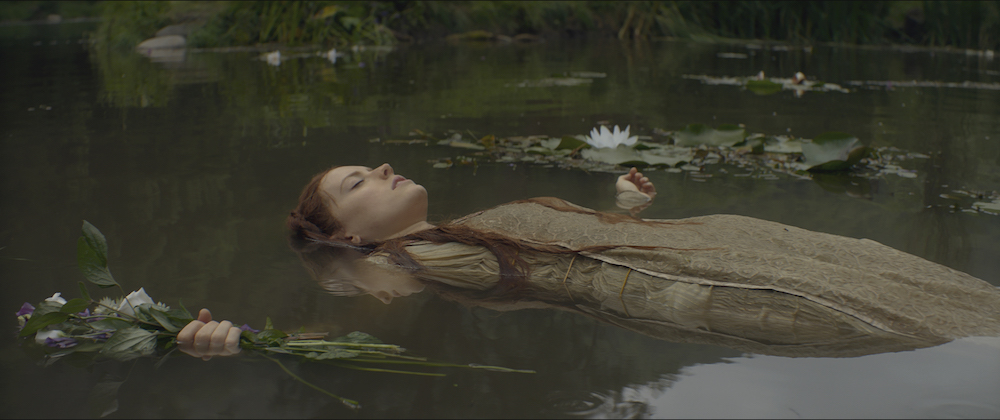 Ophelia (Claire McCarthy)
