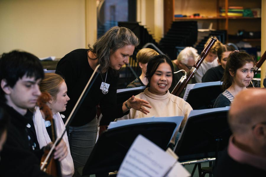 How the Australian Romantic & Classical Orchestra is helping