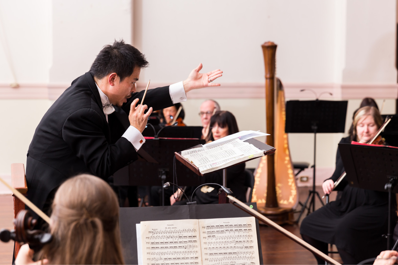 Sadaharu Muramatsu and Strathfield Symphony Orchestra