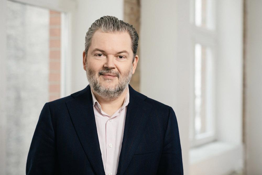 IDAGIO CEO Till Janczukowicz