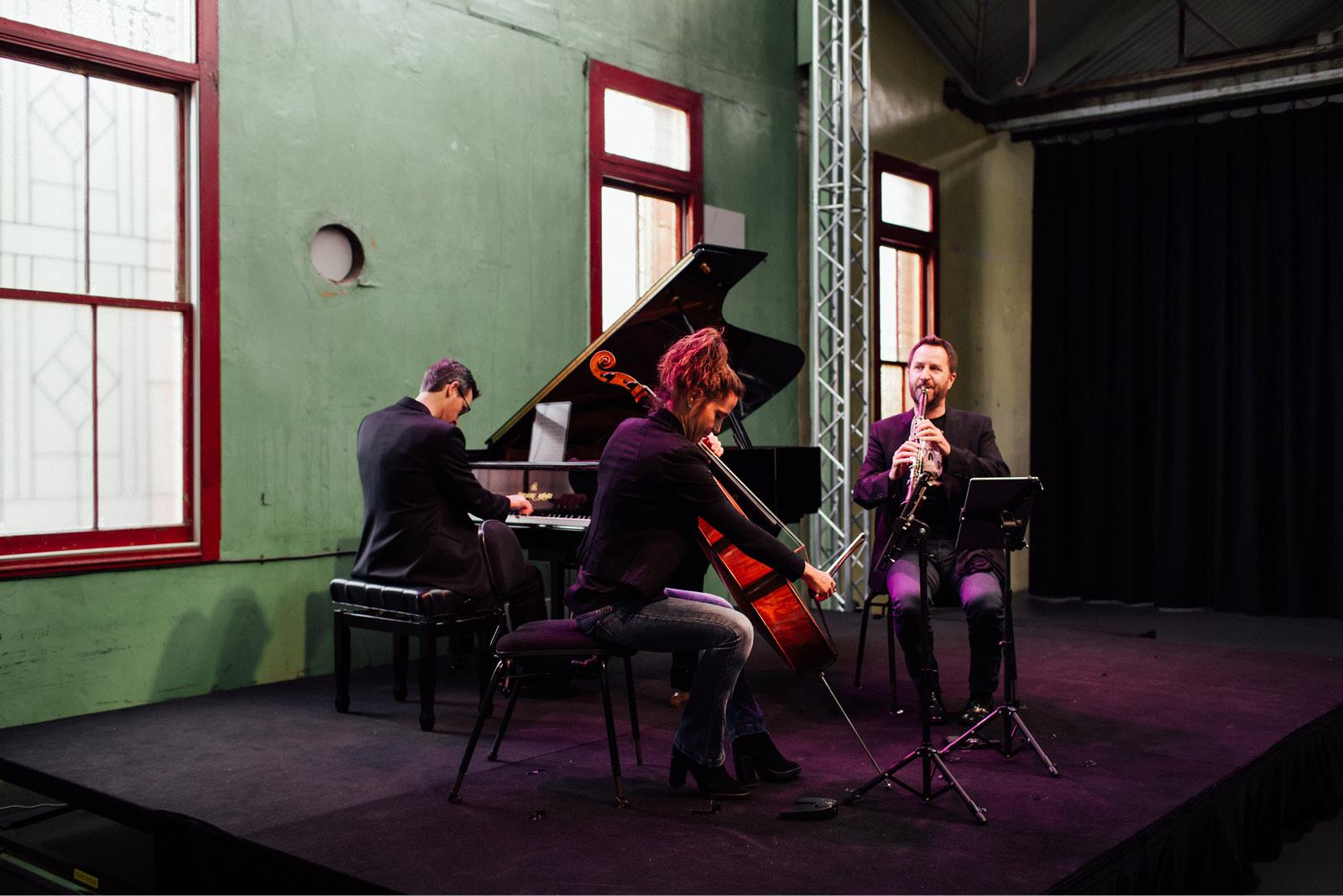 Ensemble Liaison at Abbotsford Convent
