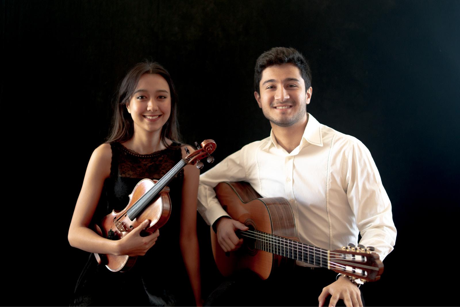 Anna Da Silva Chen and Sako Dermenjian