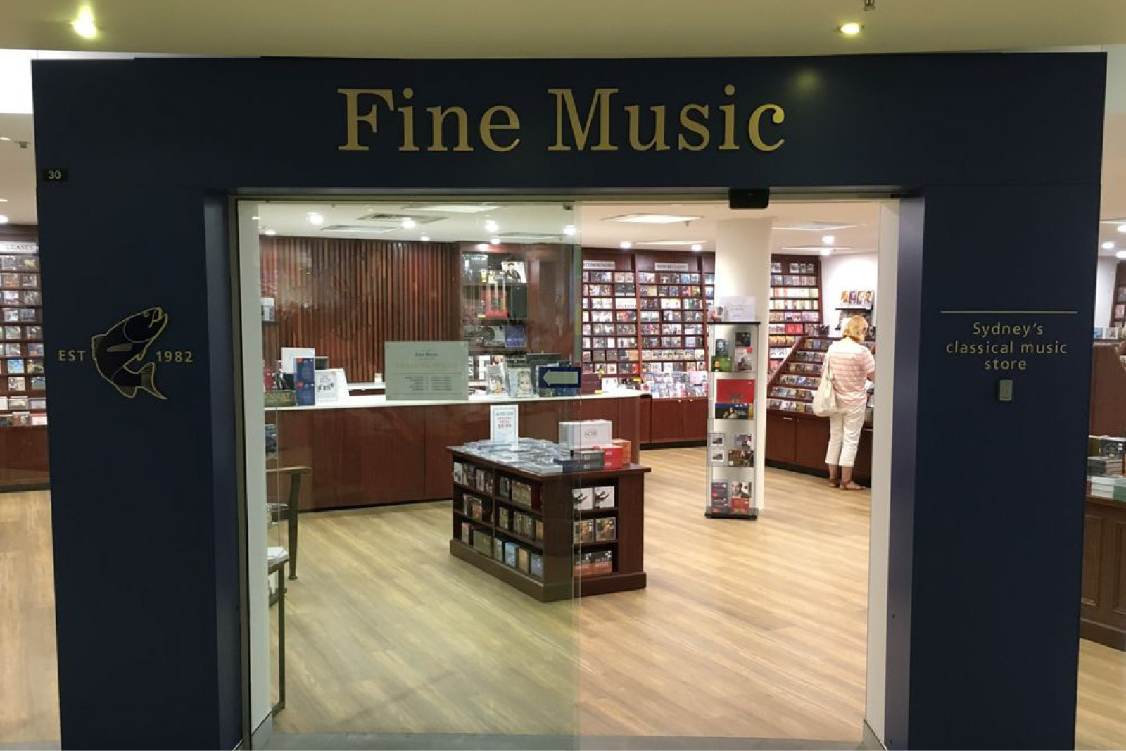 Fish Fine Music