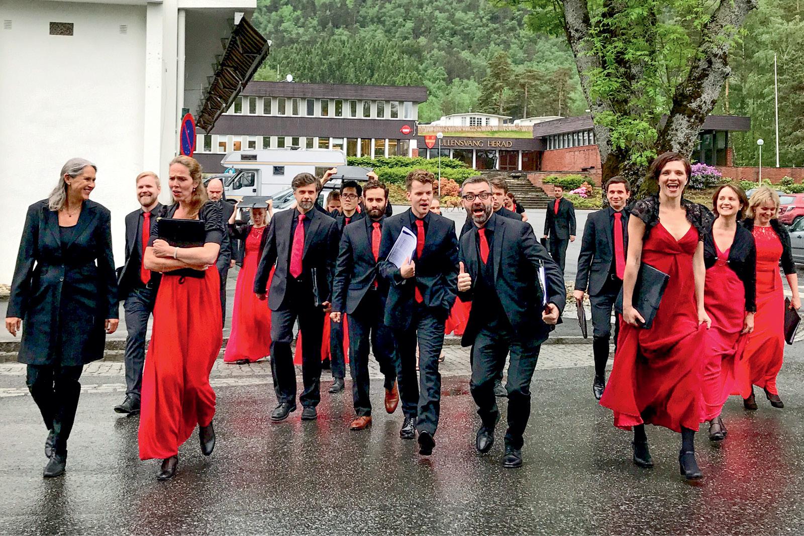 Norwegian Soloists Choir
