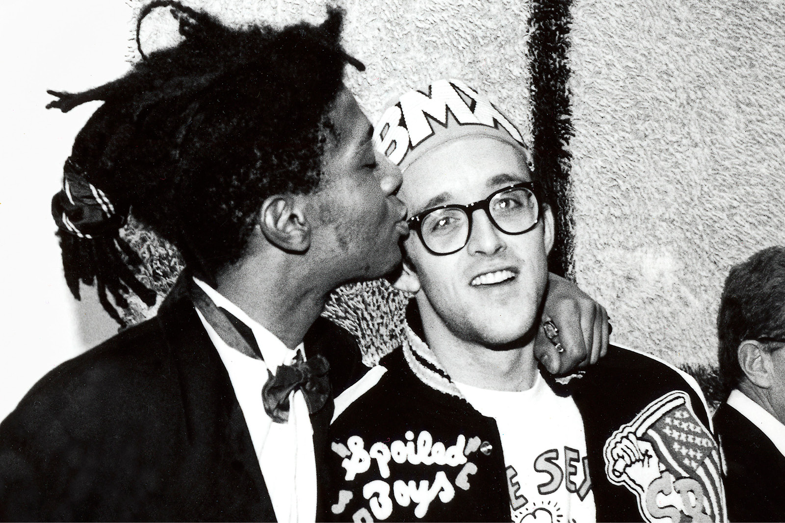 Basquiat and Haring