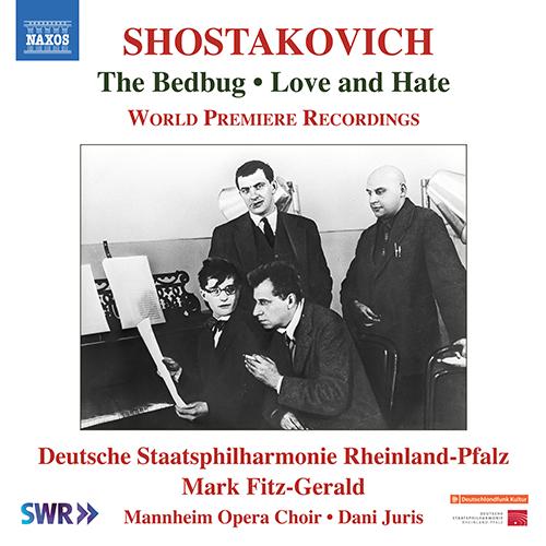 Shostakovich The Bedbug