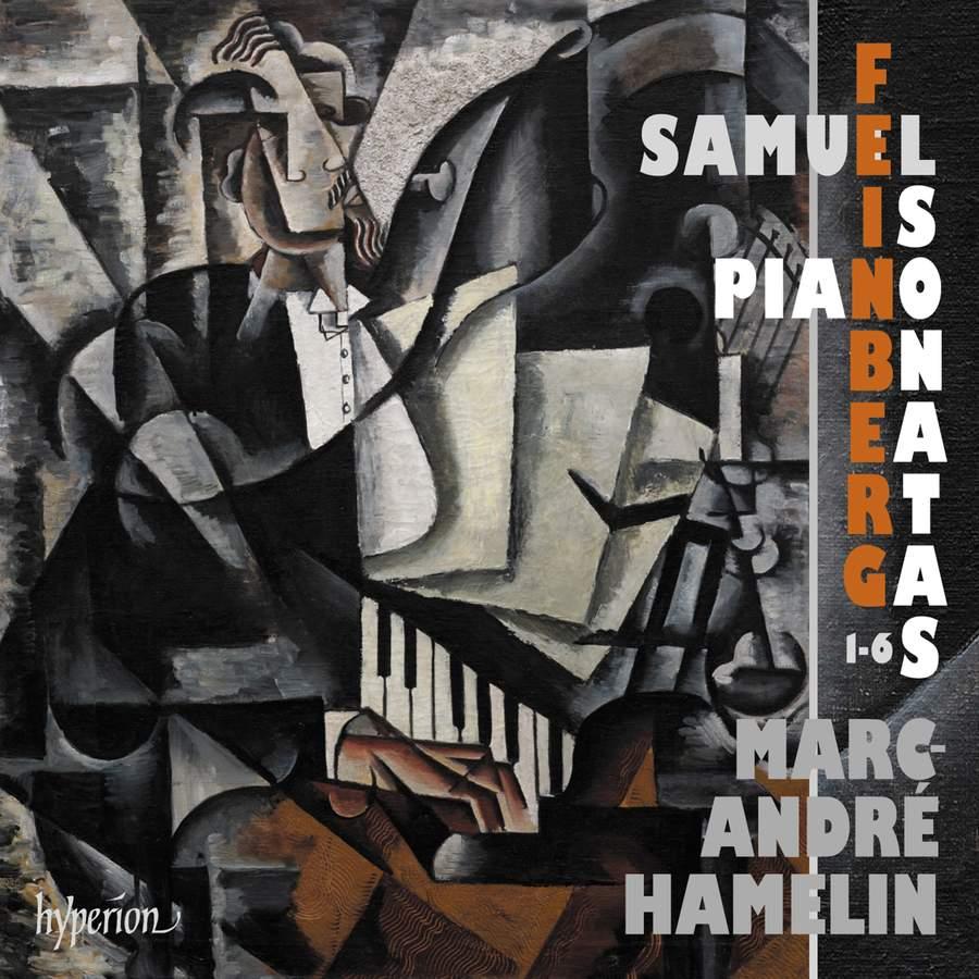 Feinberg: Piano Sonatas Nos 1-6 (Marc-André Hamelin)