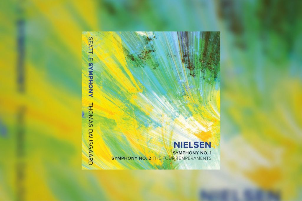 Nielsen Symphonies Nos 1 and 2