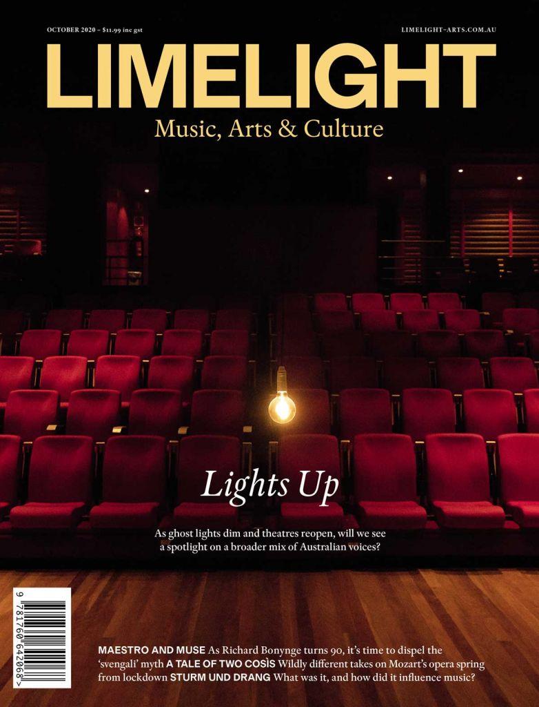 Limelight October 2020 magazine