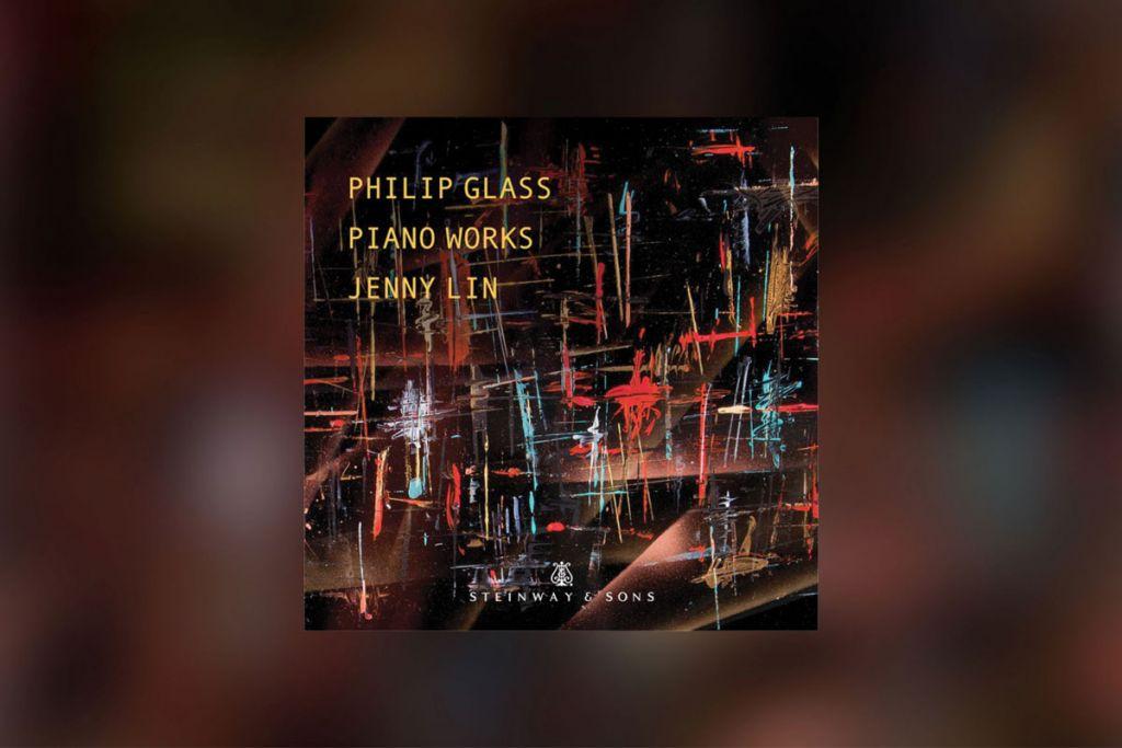 Jenny Lin's Philip Glass album